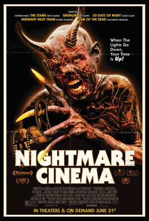 Nightmare Cinema BluRay Filmes Torrent Download completo
