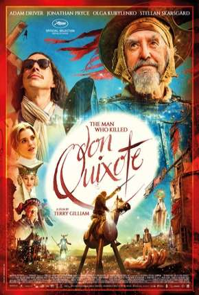 O Homem Que Matou Don Quixote Filmes Torrent Download completo