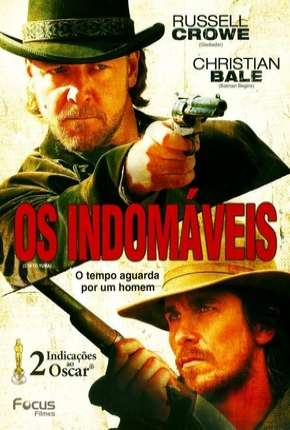 Os Indomáveis - DVD-R Filmes Torrent Download completo
