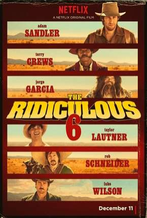 Os Seis Ridículos Filmes Torrent Download completo