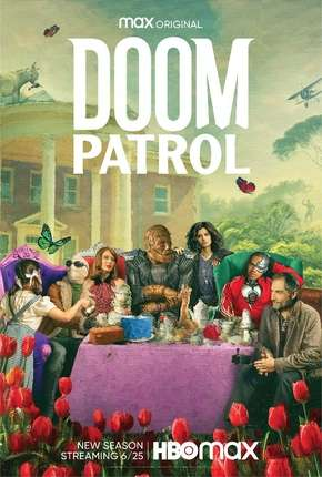 Patrulha do Destino - Doom Patrol 2ª Temporada Legendada Séries Torrent Download completo