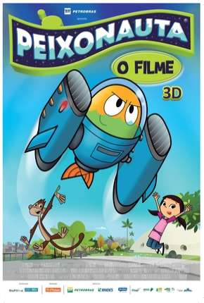 Peixonauta - O Filme HD Filmes Torrent Download completo