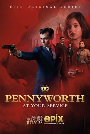 Pennyworth - 1ª Temporada Séries Torrent Download completo