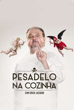 Pesadelo na Cozinha - 2ª Temporada Completa Séries Torrent Download completo