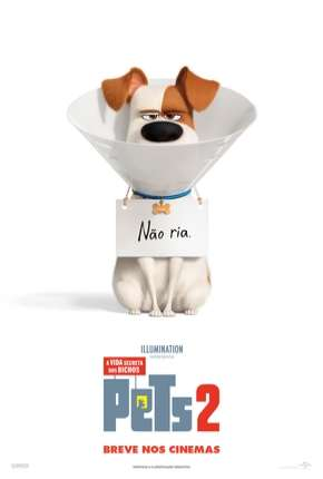 Pets - A Vida Secreta dos Bichos 2 Filmes Torrent Download completo