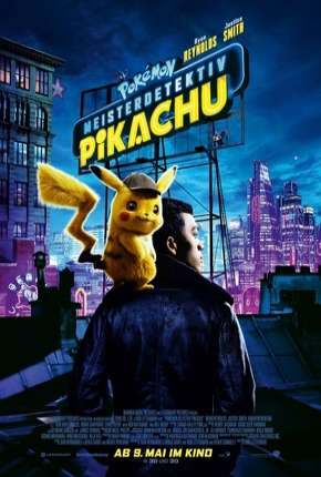 Pokémon - Detetive Pikachu Legendado Filmes Torrent Download completo
