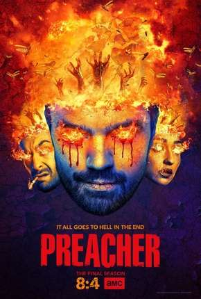 Preacher - 4ª Temporada Completa HD Séries Torrent Download completo