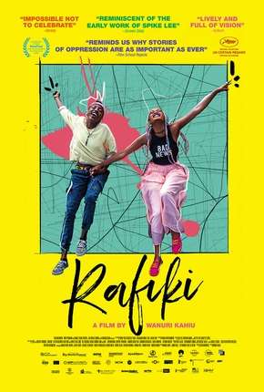 Rafiki - Legendado Filmes Torrent Download completo