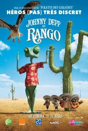 Rango - Versão Estendida BluRay Filmes Torrent Download completo