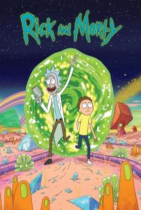 Rick and Morty - 1ª Temporada - Completa Desenhos Torrent Download completo