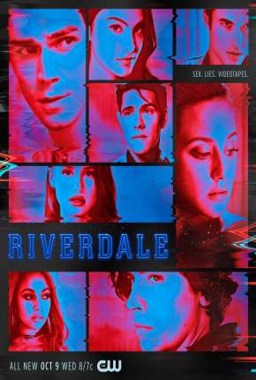 Riverdale - 4ª Temporada Séries Torrent Download completo