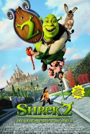 Shrek 2 - IMAX OPEN MATTE Filmes Torrent Download completo