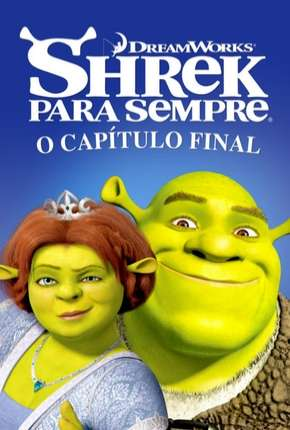Shrek Para Sempre + Bônus Filmes Torrent Download completo