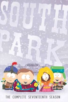 Torrent Desenho South Park - 17ª Temporada 2013 Dublado 720p HD HDTV completo