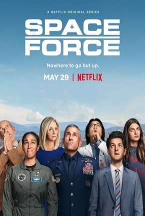 Space Force - 1ª Temporada Séries Torrent Download completo