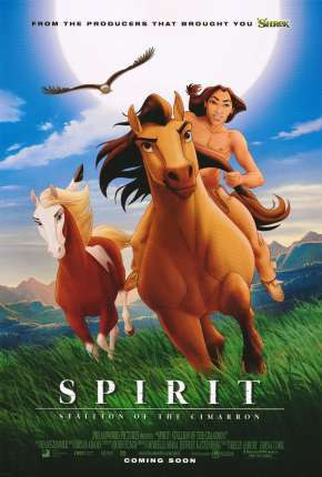 Spirit - o Corcel Indomável BluRay Filmes Torrent Download completo