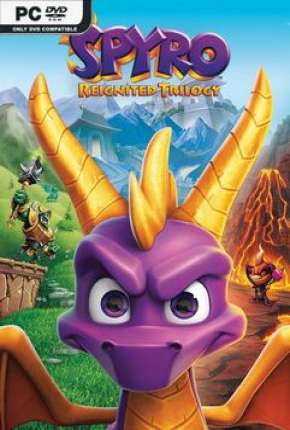 Spyro - Reignited Trilogy - PC Jogos Torrent Download completo