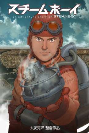 Steamboy BluRay Filmes Torrent Download completo