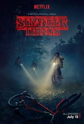 Stranger Things Séries Torrent Download completo