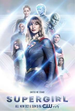 Supergirl - 5ª Temporada Séries Torrent Download completo