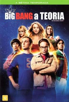 The Big Bang Theory (Big Bang - A Teoria) 7ª Temporada Séries Torrent Download completo