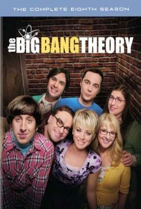 The Big Bang Theory (Big Bang - A Teoria) 8ª Temporada Séries Torrent Download completo