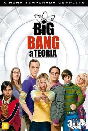 The Big Bang Theory (Big Bang - A Teoria) 9ª Temporada Séries Torrent Download completo