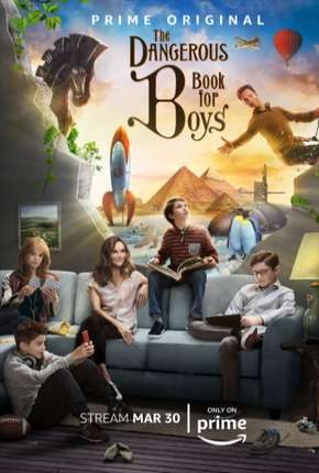 The Dangerous Book For Boys - 1ª Temporada Legendada Séries Torrent Download completo