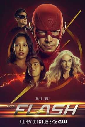 The Flash - 6ª Temporada Legendada Séries Torrent Download completo