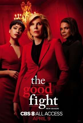 The Good Fight - 4ª Temporada Legendada Séries Torrent Download completo