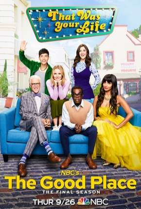 The Good Place - 4ª Temporada Séries Torrent Download completo