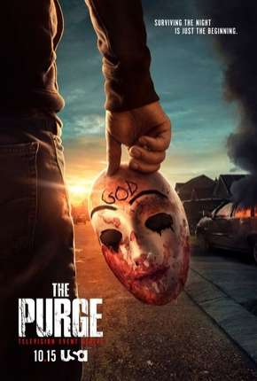 The Purge - Uma Noite de Crime 2ª Temporada Séries Torrent Download completo
