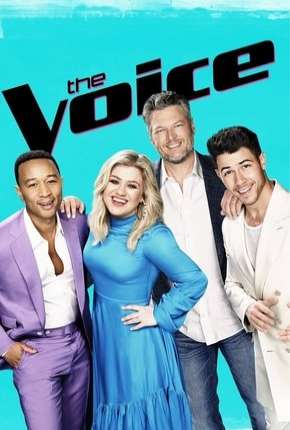 The Voice - 18ª Temporada Legendada Séries Torrent Download completo