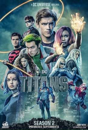 Titãs - Titans 2ª Temporada Completa Séries Torrent Download completo