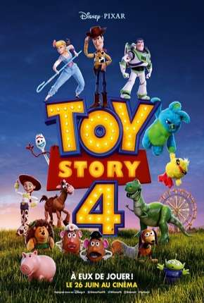 Filme Toy Story 4 - Legendado 2019 Torrent