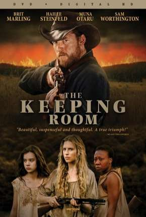 Um Refúgio - The Keeping Room Filmes Torrent Download completo