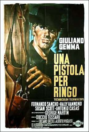Uma Pistola Para Ringo Filmes Torrent Download completo