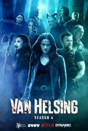 Van Helsing - 4ª Temporada Legendada Séries Torrent Download completo