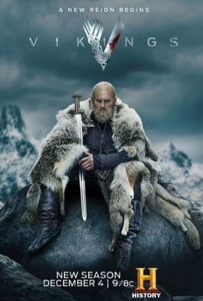 Vikings - 6ª Temporada Legendada Séries Torrent Download completo