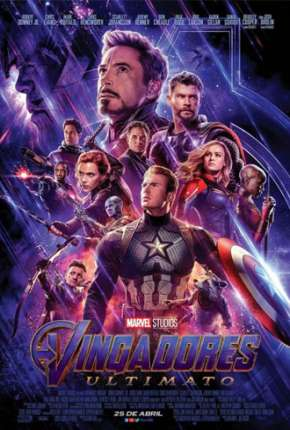 Vingadores - Ultimato Filmes Torrent Download completo
