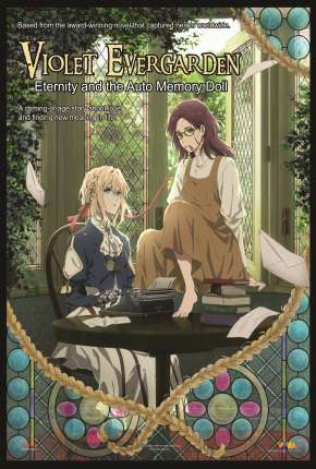 Violet Evergarden Gaiden - Eternidade e a Boneca de Automemória Filmes Torrent Download completo