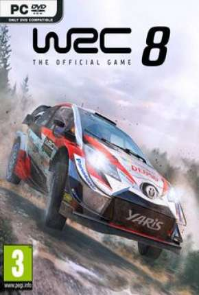WRC 8 Fia World Rally Championship Jogos Torrent Download completo
