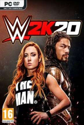 WWE 2K20 Jogos Torrent Download completo