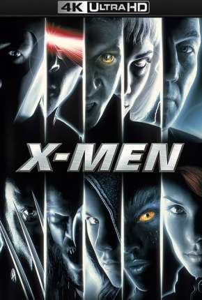 X-Men - O Filme 4K Filmes Torrent Download completo