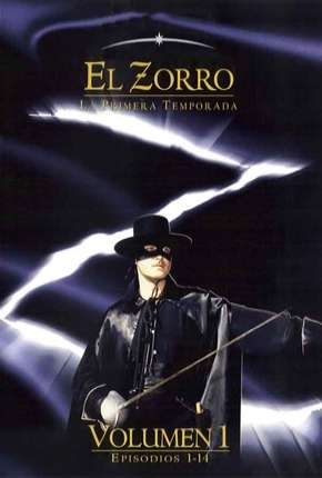 Zorro - 1ª Temporada Séries Torrent Download completo