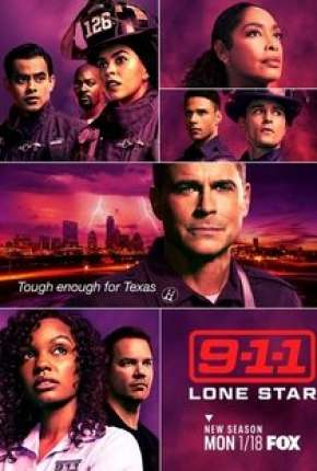 9-1-1 - Lone Star - 2ª Temporada Legendada Séries Torrent Download completo