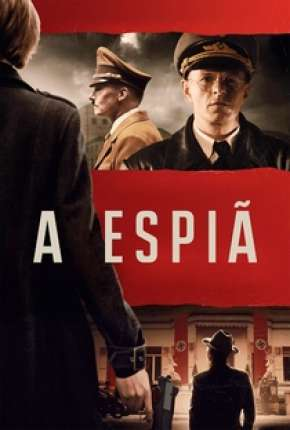 A Espiã Séries Torrent Download completo