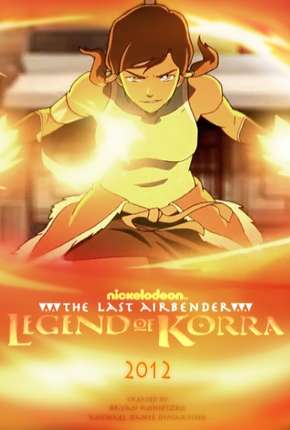 A Lenda de Korra Desenhos Torrent Download completo