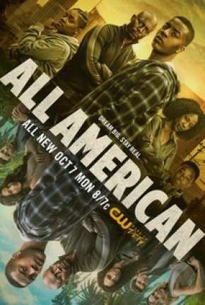 All American - 2ª Temporada Séries Torrent Download completo