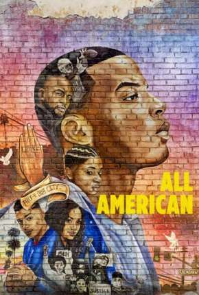 All American - 3ª Temporada Legendada Séries Torrent Download completo